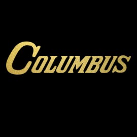 Columbus Logo Self Adhesive Decal