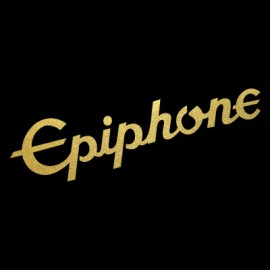 Epiphone Vintage Logo Water Slide Decal