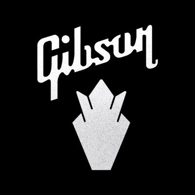 gibson crown pack small self adhesive decal guitar