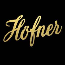 Hofner Logo Self Adhesive Decal